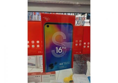 ITEL S16 PRO - 32GB 2GB RAM , 4G - NEUF SCELLÉ