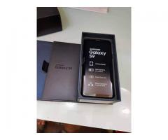 SAMSUNG GALAXY S9   01 SIM 4G - 64o 4Go RAM - 3000mAh  Neuf Complet  - 1/1