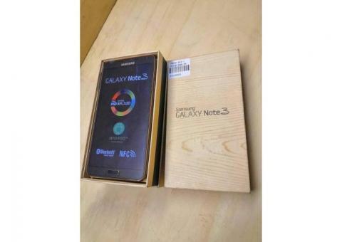 Samsung Galaxy Note 3 | 01 SIM 4G - 32Go 3Go RAM- 3200mAh - Neuf Complet