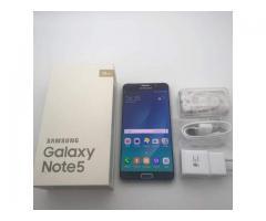 Samsung Galaxy Note 5 | 01 SIM 4G - 32Go 4Go RAM -3000mAh - Neuf Complet