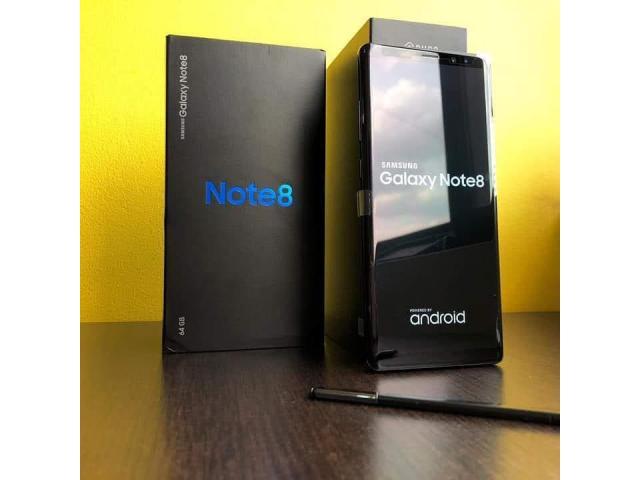 Samsung Galaxy Note 8 | 01 SIM 4G - 64Go 6Go RAM - - Neuf Complet  - 1/1