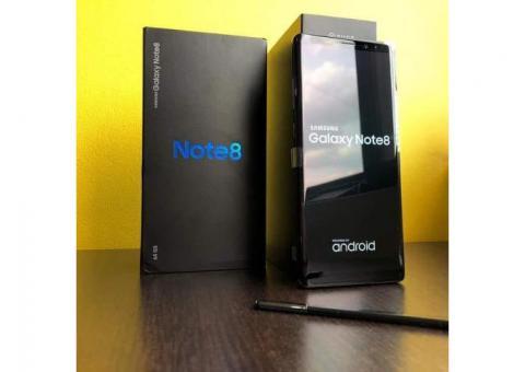 Samsung Galaxy Note 8 | 01 SIM 4G - 64Go 6Go RAM - - Neuf Complet
