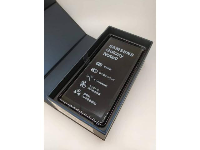 Samsung Galaxy Note 9 |01 SIM 4G - 128Go 6Go RAM - Neuf Complet - 2/2