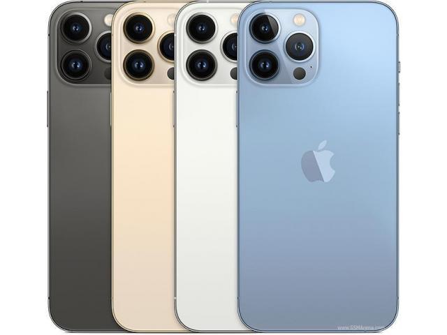 iPhone 13 Pro Max  | 01 SIM 5G-128Go  8Go RAM - []mAh - Neuf Scellé - 24 Mois Garantie ✅ - 1/2