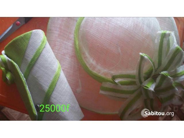 Enssemble sacs && chapeaux - 1/2