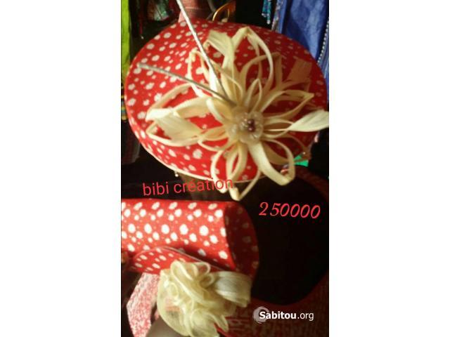 Enssemble sacs && chapeaux - 2/2