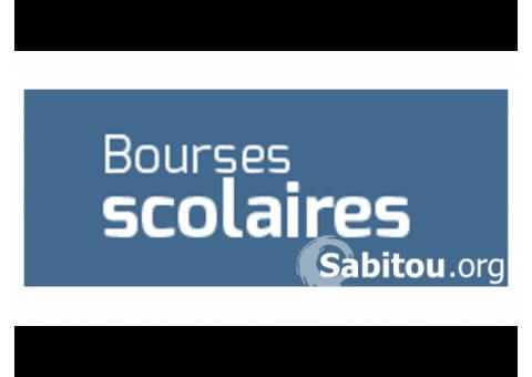 BOURSE D'ETUDE AU MAROC