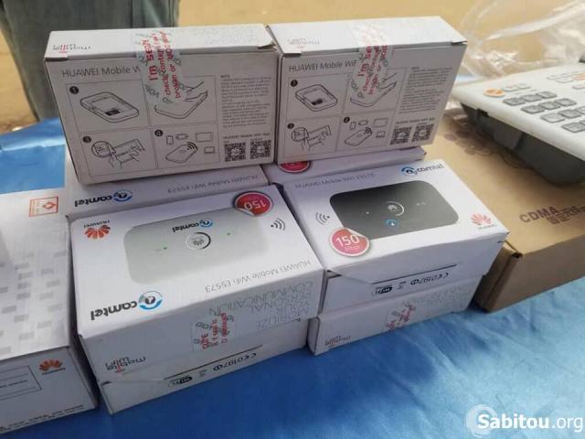 Modems Huawei neufs et débloqués - 1/3
