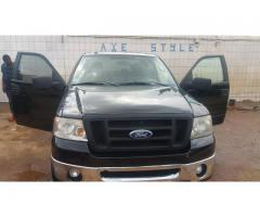 Vehicule Ford F 150 - 1/4