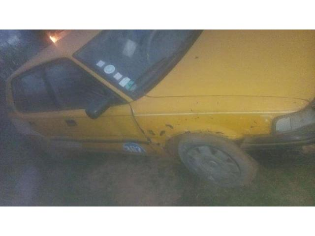Voiture Taxi - 2/4