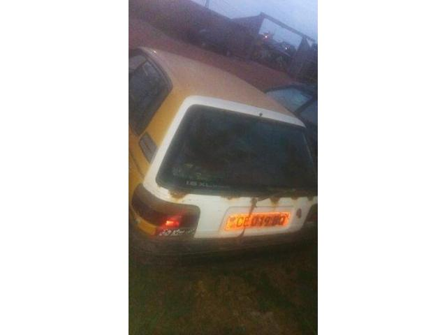 Voiture Taxi - 3/4