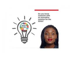 Africa Innovates for the SDGs 2018 Award for African Social Innovators (Up to $5,000 Grant) - 1/1