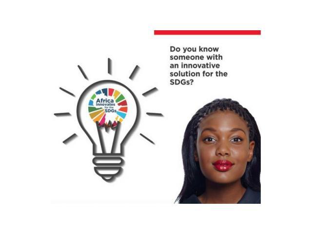 Prix ODD 2018 pour les innovateurs sociaux africains - 1/1