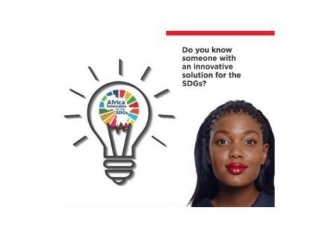 Prix ODD 2018 pour les innovateurs sociaux africains
