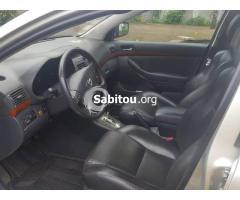 Avensis la plus recherché :automatique - 3/4